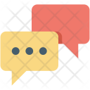 Chat Balloon Bubbles Icon