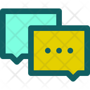 Chat Conversation Message Icon
