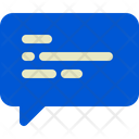 Chat Chatting Mail Icon