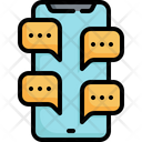 Chat Mobile Communication Icon