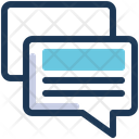 Chat Comment Communications Icon