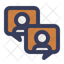 Chat Communication Discussion Icon