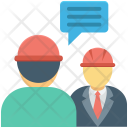 Chat Collaboration Colleagues Icon