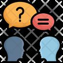 Chat Chat Bubble Faq Icon