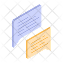 Chat Message Dialogue Icon