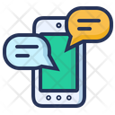 Chat Smartphone Message Icon