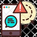 Chat Chat Error Message Error Icon