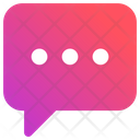 Chat Ellipsis Conversation Icon