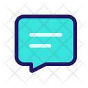 Chat Message Direct Icon