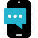 Chat Communication Typing Icon