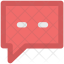 Chat Talk Chitchat Icon