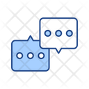 Chat Advertising Icon