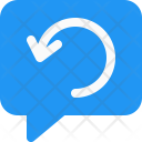 Chat backup Icon