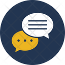 Chat Balloon Chat Bubble Comments Icon