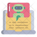 Chat Chatting Bot Icon