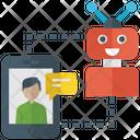 Chatbot App Textbot App Chatbot Icon