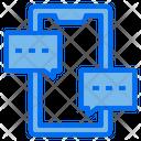 Chat Box Communication Message Icon