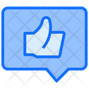 Chat Box Like Chat Icon