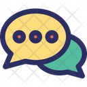Chat Boxes Icon