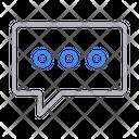 Bubble Chat Message Icon