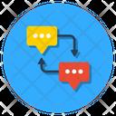 Chat Bubble Message Bubble Chatting Icon