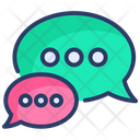 Chat Chat Bubble Talk Icon