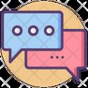Chat Bubble Communication Speech Bubble Icon