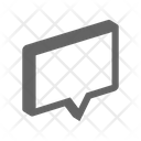 Pop Up Bubble Speech Icon