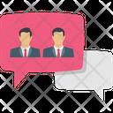Chat Bubble Chat Conversation Icon