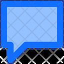 Chat Bubble Chat Bubble Icon