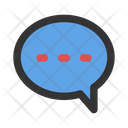 Chat Bubble Chat Communication Icon