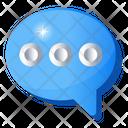 Message Bubble Chat Bubble Speech Bubble Icon
