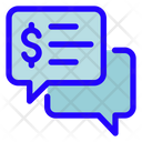 Chat Bubble Chatting Messaging Icon