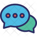 Chat Bubbles Speech Bubble Chat Balloon Icon