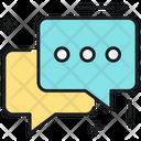 Chat Bubbles Icon