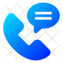 Chat Call Icon
