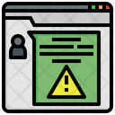 Chat Error Error Fault Icon