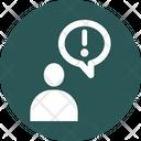 Chat Error Icon