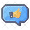 Chat Feedback Message Opinions Comments Icon