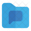 Chat File Chat File Icon