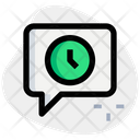 Chat History Icon