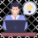 Chat Idea Icon