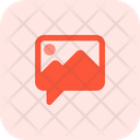 Chat Image Icon