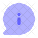 Chat Info Chat Information Comment Icon