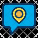 Chat Location Icon