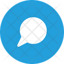 Chat Message Notification Icon