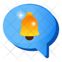 Chat Alert Chat Notification Chat Notify Icon