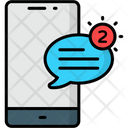 Chat Notification Message Notification Text Notification Icon