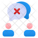 Chat People Bubble Chat Talk Icon