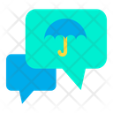 Chat Protection Icon